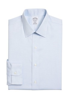 Brooks Brothers Ainsley Collar Dobby Dress Shirt