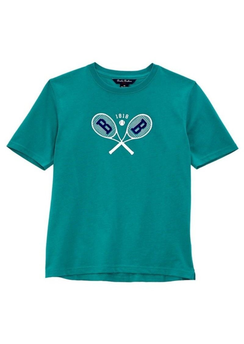 Brooks Brothers Brooks Brothers Boys' Teal T-Shirt