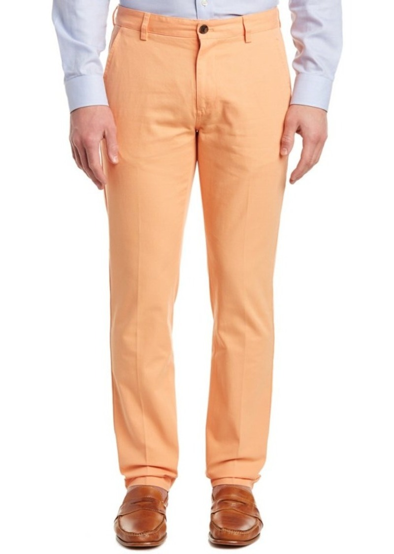Brooks Brothers Brooks Brothers Chino Slim Fit Pant