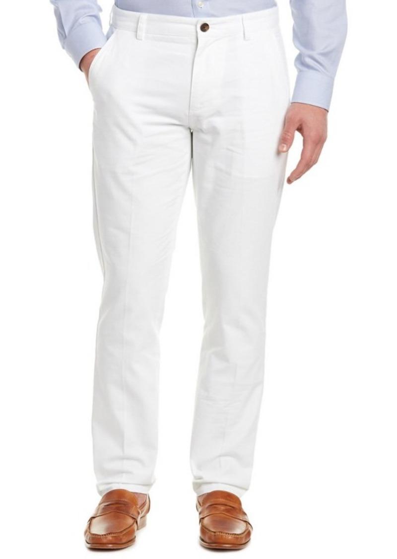 Brooks Brothers Brooks Brothers Chino Slim Fit Pant