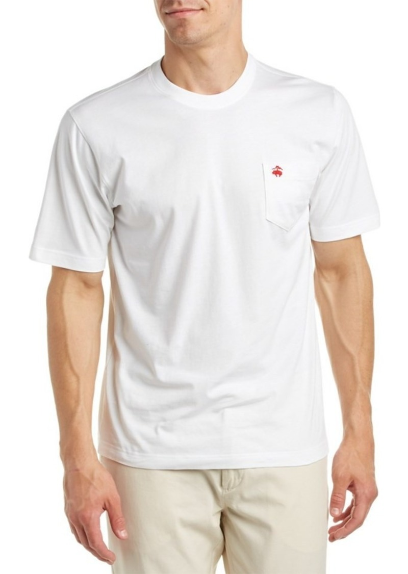 Brooks Brothers Brooks Brothers Flag T-Shirt