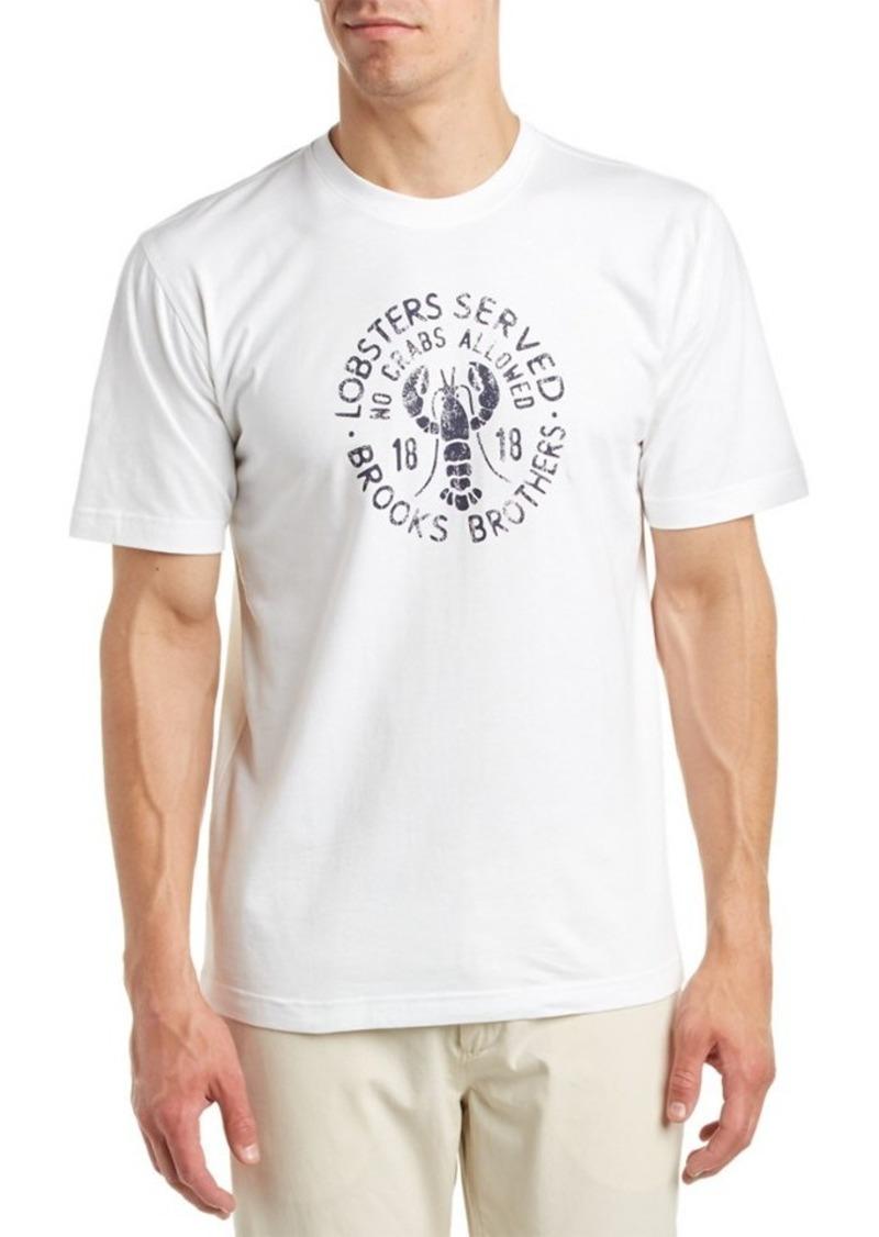 Brooks Brothers Brooks Brothers Lobster T-Shirt