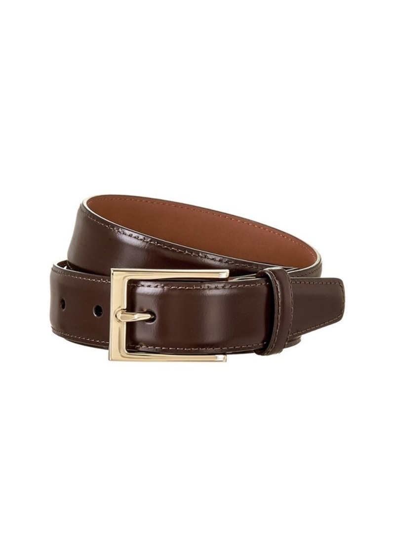 Brooks Brothers Brooks Brothers Men's Leather Belt