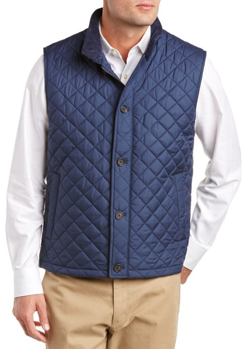 Brooks Brothers Brooks Brothers Primaloft Vest