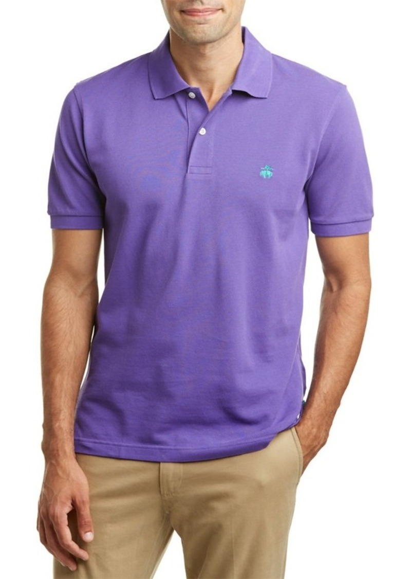 Brooks Brothers Brooks Brothers Regent Fit Polo ...