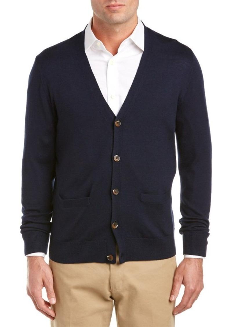 Brooks Brothers Brooks Brothers Wool Cardigan Sw...