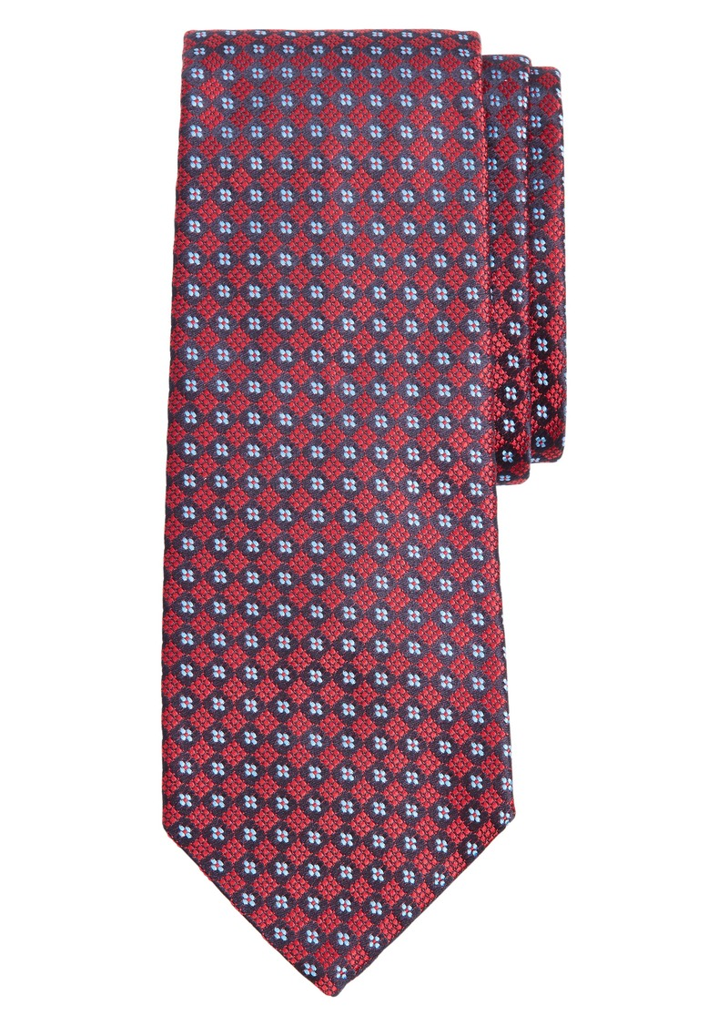 Brooks Brothers Check Silk Tie