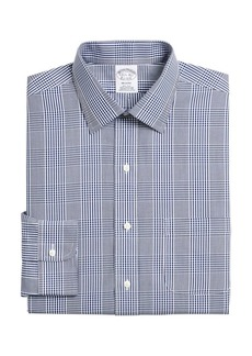 Brooks Brothers Checkered Dress Shirt