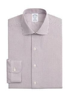 Brooks Brothers Checkered Dress Shirt