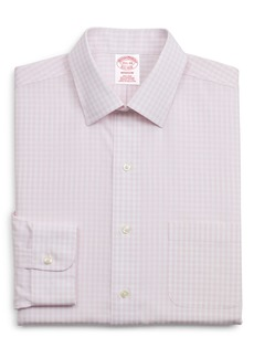 Brooks Brothers Madison Classic Fit Check Dress Shirt (Any 3 for $207)