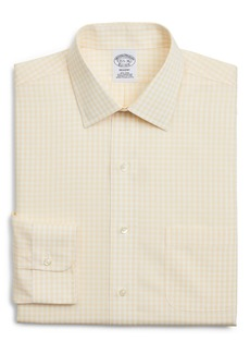 Brooks Brothers Regent Regular Fit Check Dress Shirt (3 for $207)