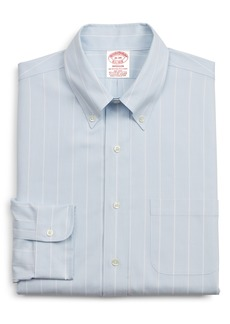Brooks Brothers Madison Classic Fit Stripe Dress Shirt