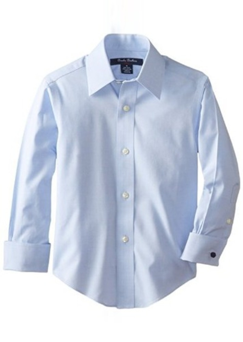 Brooks brothers brooks brothers little boys 39 non iron for Brooks brothers boys shirts