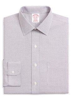 Brooks Brothers Madison Classic Fit Check Dress Shirt