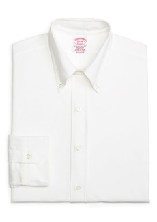 Brooks Brothers Madison Classic Fit Solid Dress Shirt