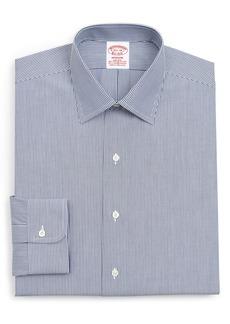 Brooks Brothers Madison Classic Fit Stripe Dress Shirt