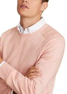 Brooks Brothers Men's Crewneck Sweater, Created for Macy's