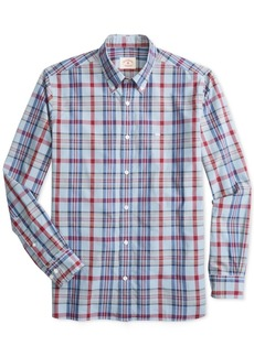 Brooks Brothers Men's Plaid Shirt