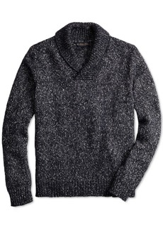 Brooks Brothers Men's Shawl Collar Sweater