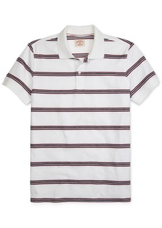 Brooks Brothers Men's Striped Polo