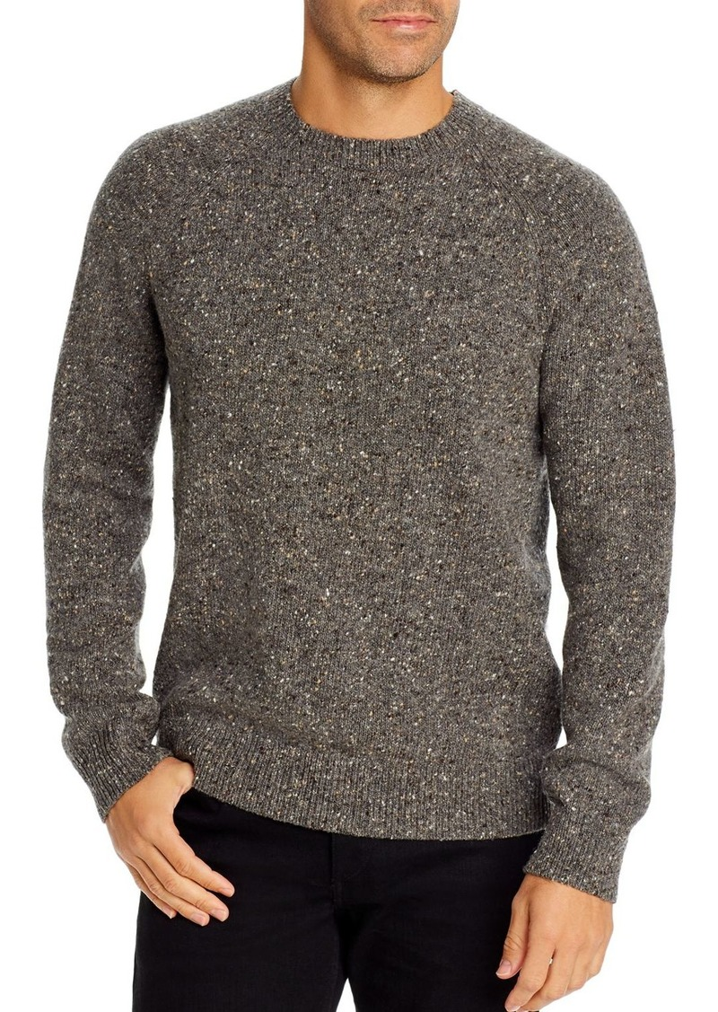 Brooks Brothers Merino Wool Crewneck Sweater