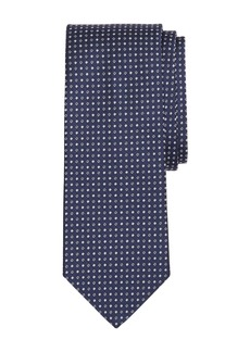 Brooks Brothers Micro-Squares Classic Tie