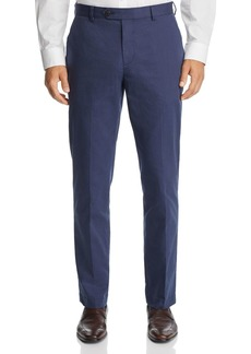 Brooks Brothers Milano Tonal-Stripe Regular Fit Chino Pants
