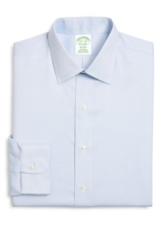 Brooks Brothers Milano Trim Fit Non-Iron Check Dress Shirt (Any 3 for $207)