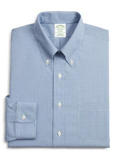 Brooks Brothers Milano Slim Fit Plaid Dress Shirt (3 for $207)