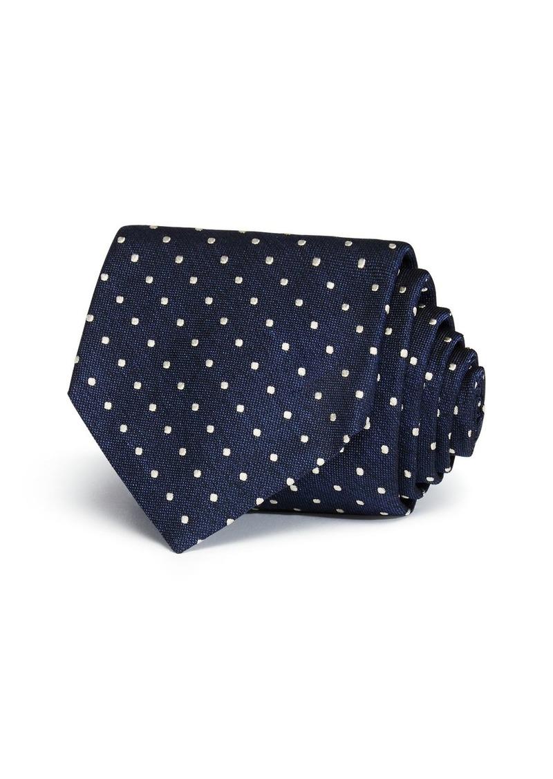 Brooks Brothers M�lange Dot Classic Tie