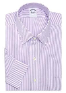 Brooks Brothers Non-Iron Stripe Dress Shirt
