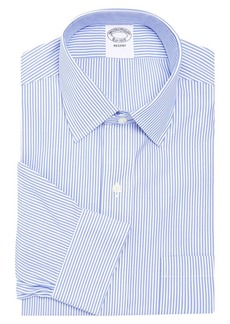 Brooks Brothers Non-Iron Stripe Dress Shirt