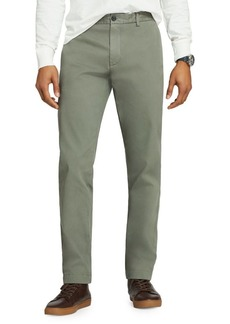 Brooks Brothers Red Fleece Bedford Cord Chinos