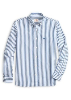 Brooks Brothers Red Fleece Bold Striped Shirt