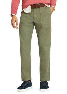 Brooks Brothers Red Fleece Brushed Twill Surplus Pants