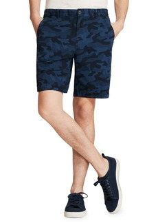 Brooks Brothers Red Fleece Camo Twill Shorts