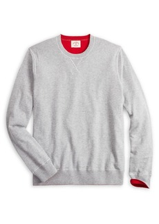Brooks Brothers Red Fleece Cashmere-Blend Reversible Sweater