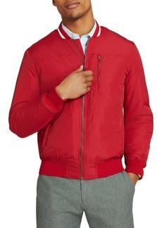 Brooks Brothers Red Fleece Classic Bomber Jacket