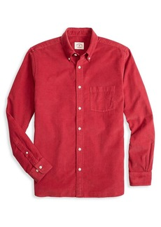 Brooks Brothers Red Fleece Classic Cotton Sportshirt