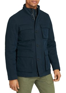 Brooks Brothers Red Fleece Classic Field Coat