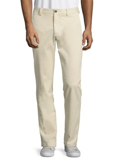 Brooks Brothers Red Fleece Classic-Fit Chino Pants