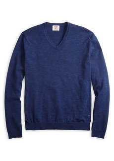Brooks Brothers Red Fleece Classic Merino Wool Sweater