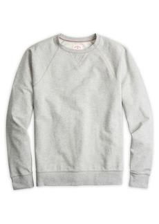 Brooks Brothers Red Fleece French Terry Crew Raglan-Sleeve Sweatshirt