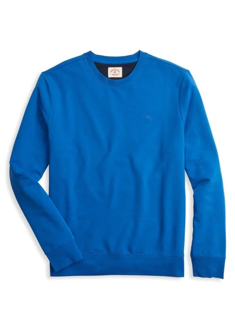 Brooks Brothers Red Fleece French Terry Crewneck Sweater