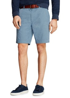 Brooks Brothers Red Fleece Gingham Cotton Seersucker Shorts
