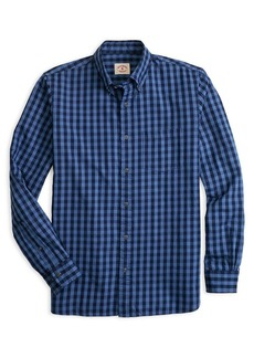 Brooks Brothers Red Fleece Gingham Twill Button-Down Shirt