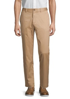 Brooks Brothers Red Fleece Logo Cotton Pants