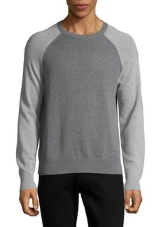 Brooks Brothers Red Fleece Long Raglan Sleeve Sweater