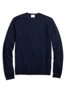Brooks Brothers Red Fleece Long-Sleeve Merino Wool Sweater