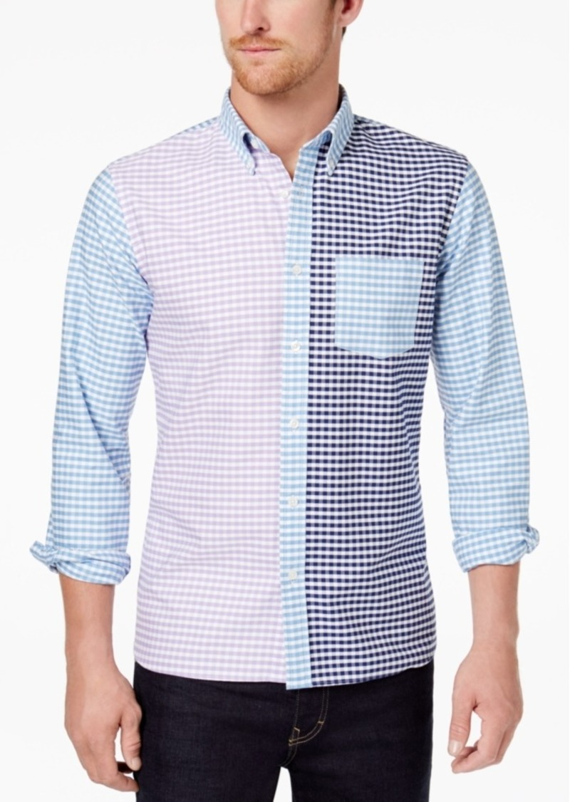 a3eced48 Brooks Brothers Brooks Brothers Red Fleece Men's Oxford Fun Shirt ...